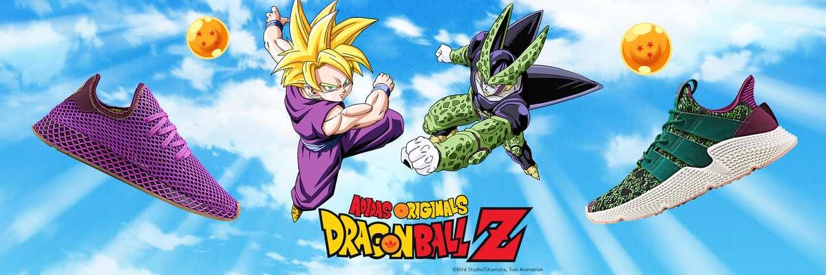 「adidas Originals by DragonballZ